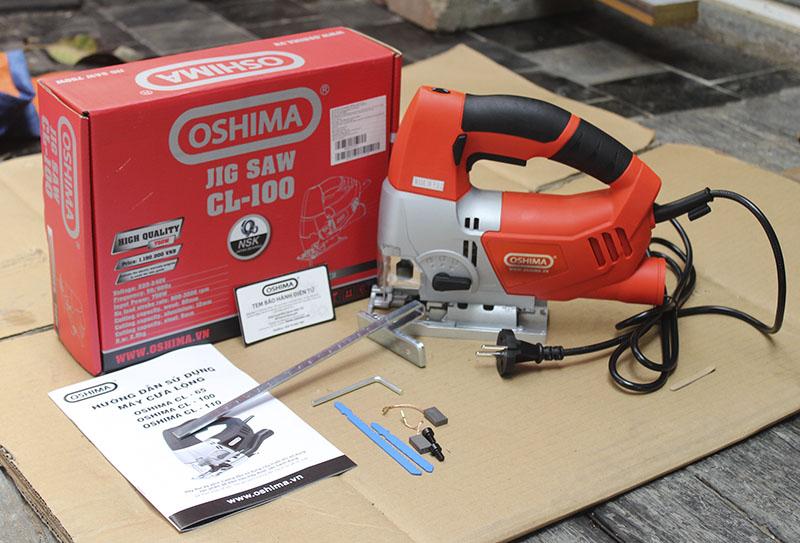 Máy cưa lọng mini cầm tay Oshima CL 100